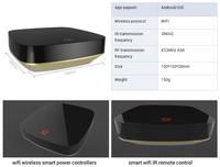Smartphone App Zigbee Light Smart Wifi Remote Controller To Ir ...