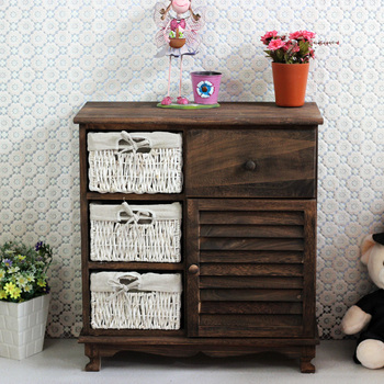 Hand Woven Decorative Wood Style Traditional Indian Furniture