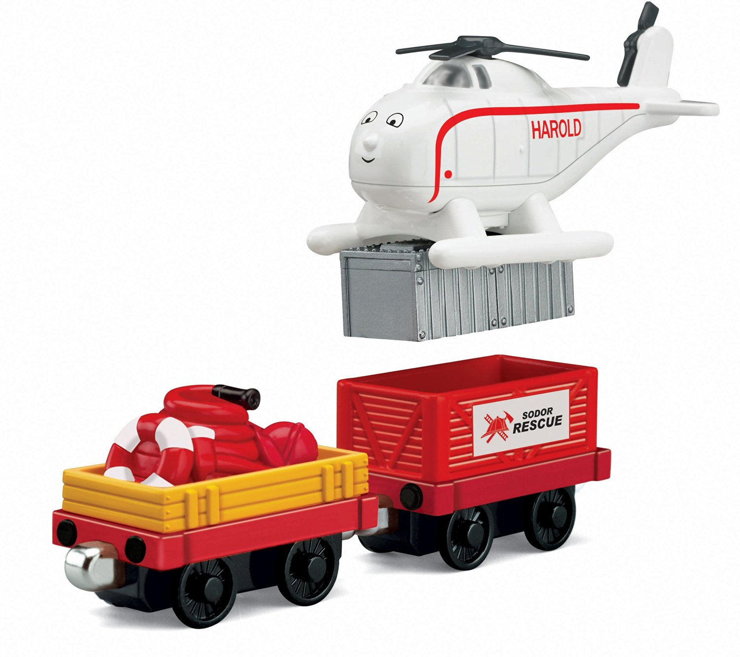 Thomas the Train: Take-n-Play Harold And The Search Cars