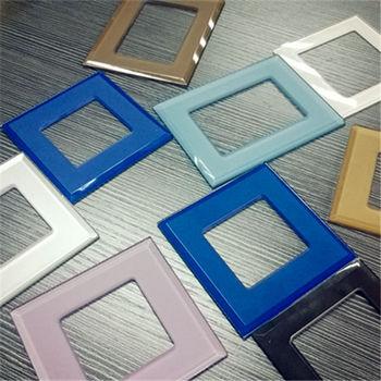 Socket Glass Switch Panellight Glass Switch Panelmodular Switch