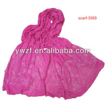 rhinestones hot drilling hot arab hijab fashion scarf