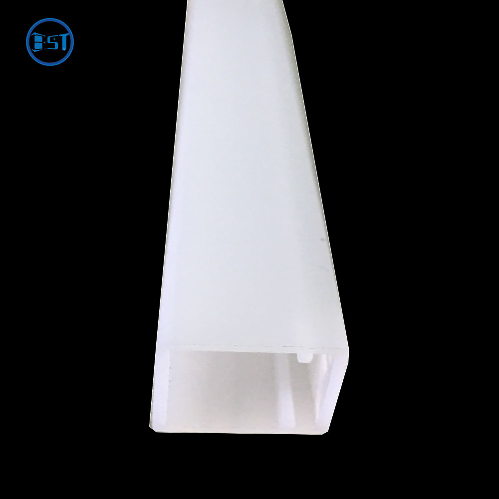 For your custom milk white square small lampshade