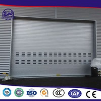China New Technology Product Polycarbonate Roller Shutter Door