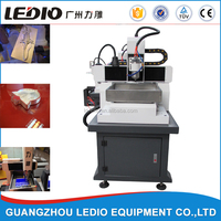small size metal steel brass cnc engraving router machine