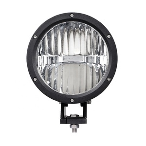 9 inch round 50 W 12 V 24 V Stainless steel bracket LED driving light for Jeep SUV