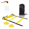Durable Football Flat Training Speed Agility Ladder