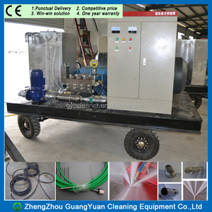 Hydro blasting machine high pressure cleaner hydro blasting machine