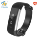 2018 amazon hot selling big screen waterproof sports fitness tracker with heart rate monitor