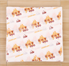 Custom Logo Oilroof Paper Chicken Rolls, Baked Bread, Burger Wrapping Paper