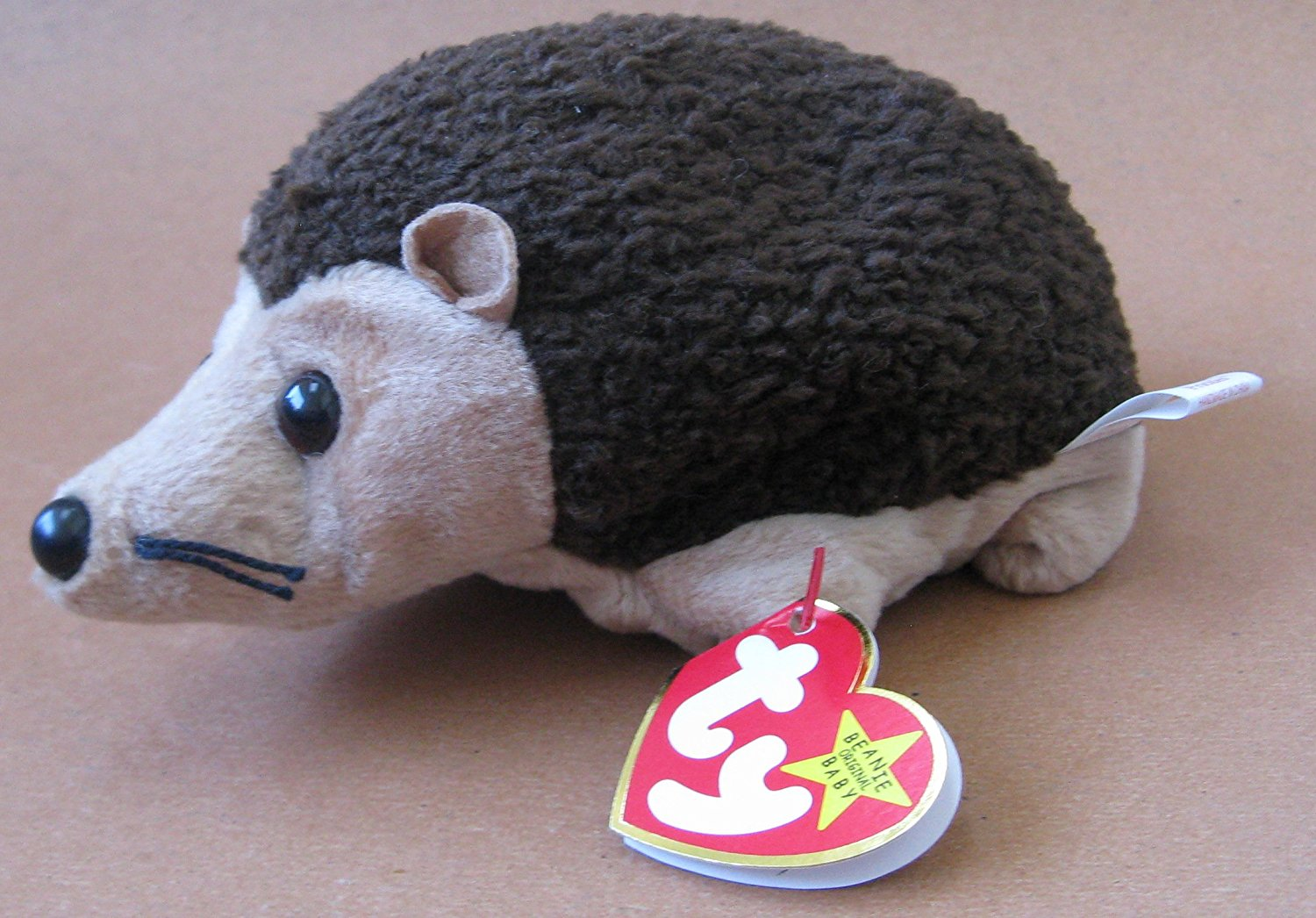 71e39471d6d Buy TY Beanie Baby - PRICKLES the Hedgehog in Cheap Price on Alibaba.com