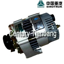 SINOTRUK HOWO VG1500090019 Alternator 1540W Car And Auto Spare Parts Used For Trucks