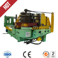 China produce 50NC Hydraulic Flat Bar Bending Machine