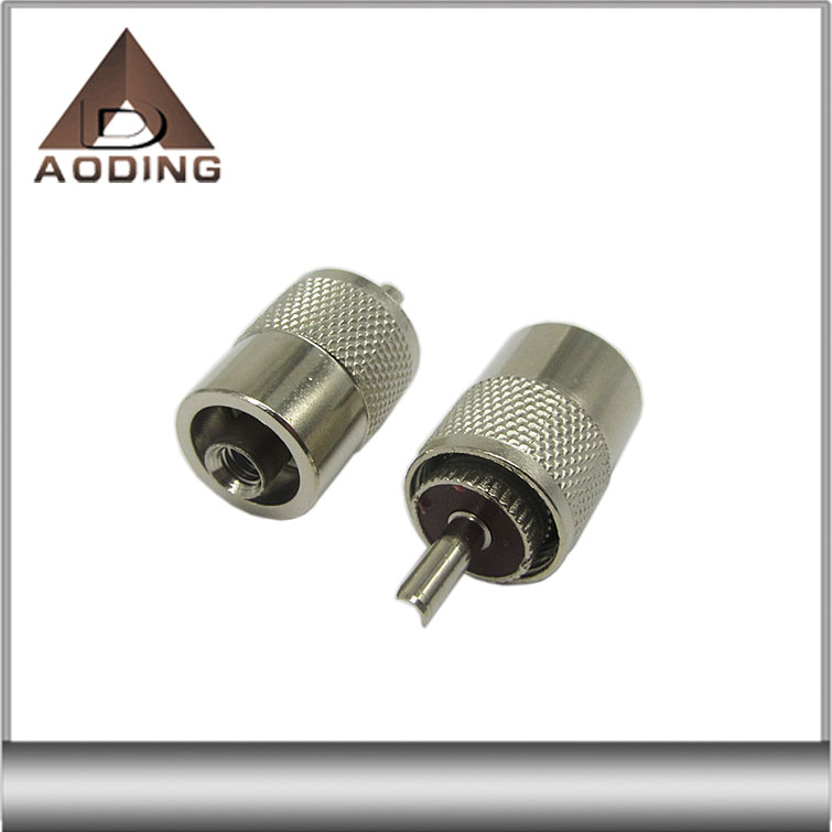 RG58 coaxia PL259 UHF male Connector