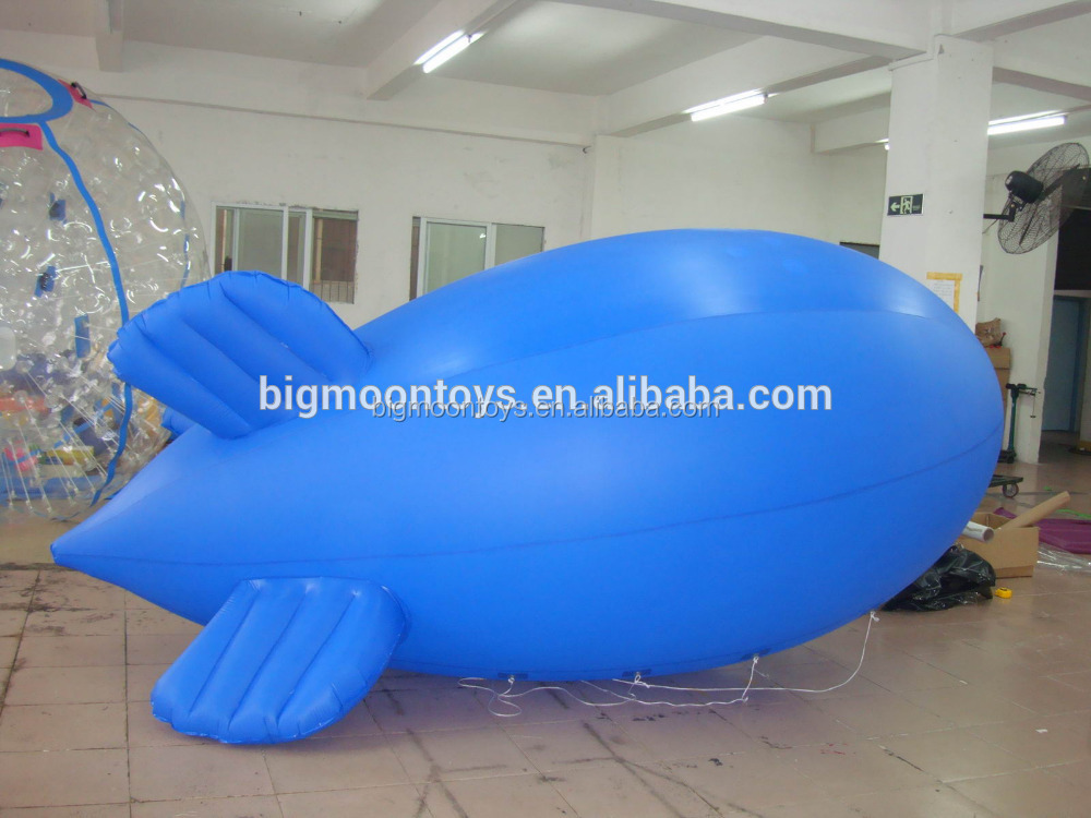 advertising airship / rc airship outdoor/ for sale inflatable blimp