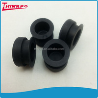 Black color Silicone bottle stopper/Beer bottle stopper/Cooking wine stopper for Bar accessories and kitchenware