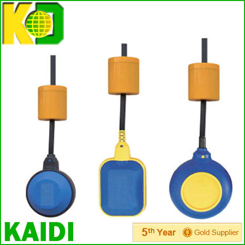 PP Plastic Cable Float Level Switch - One-step Injection Molding