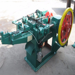 Automatic used common wire nail making machine in china