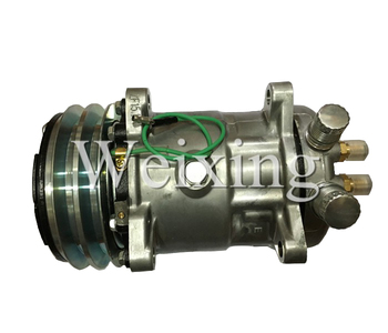 Air conditioning compressor SD5S14 508 R134 new model S6627 6627 24V 4897807280 2010
