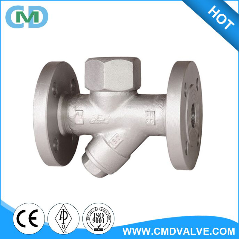 DSC Thermostatic Disc Steam Trap with Price