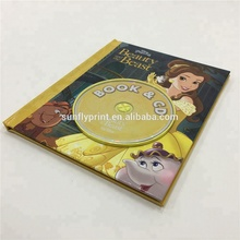 Hardcover Children Book Printing Service Illustration Book