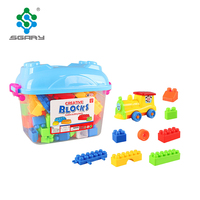 2018 New arrival building block educational building block for children