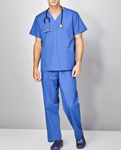 Male Healthcare Nurse And Hospital Uniforms