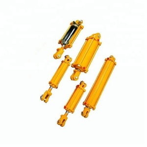 Durable rod and piston seal kits tie rod hydraulic cylinder manufacturer from China