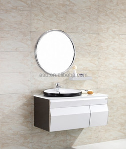 modern stainless steel vanity rv wall bathroom cabinets furniture