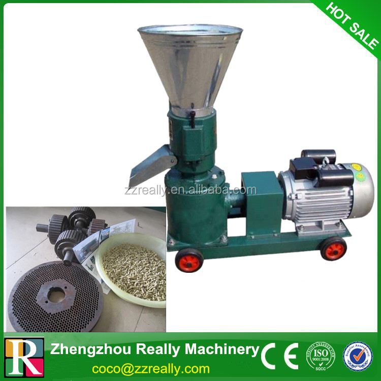 Animal household farms use factory price animal feed plant/animal feed production line/ feed pellet machine
