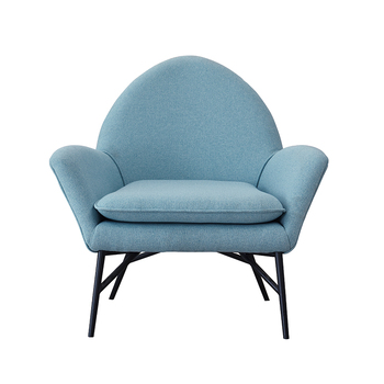 Mindawe New Design Cute Upholstered Cheap Cozy Sofa Lounge Chairs For  Living Room/ - Buy Lounge Chairs,Cute Upholstered Chairs,Cheap Cozy Chairs  ...