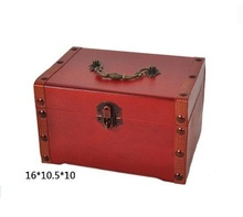 factory price top quality antique wooden boxes