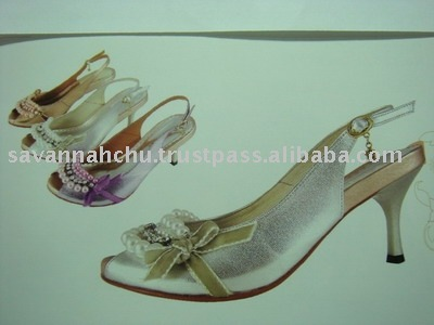 Ladies shoes shoes with with Ladies ornament pearl 8ZqrT8x