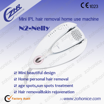 Personal use ipl laser hair home removal device/ipl laser at home
