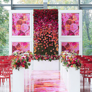 Emulation Flower Wedding Stage Background Decoration Buy Wedding Flowers Wallartificial Flowers Wallsimulation Flower Wall Product On Alibabacom