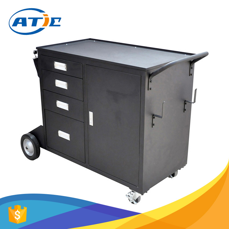 Welding Carts With Drawers Multi