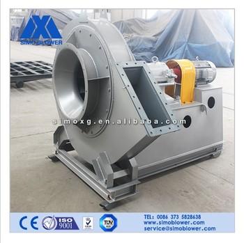 More efficiency high temperature steam boiler air blower for High efficiency blower motor