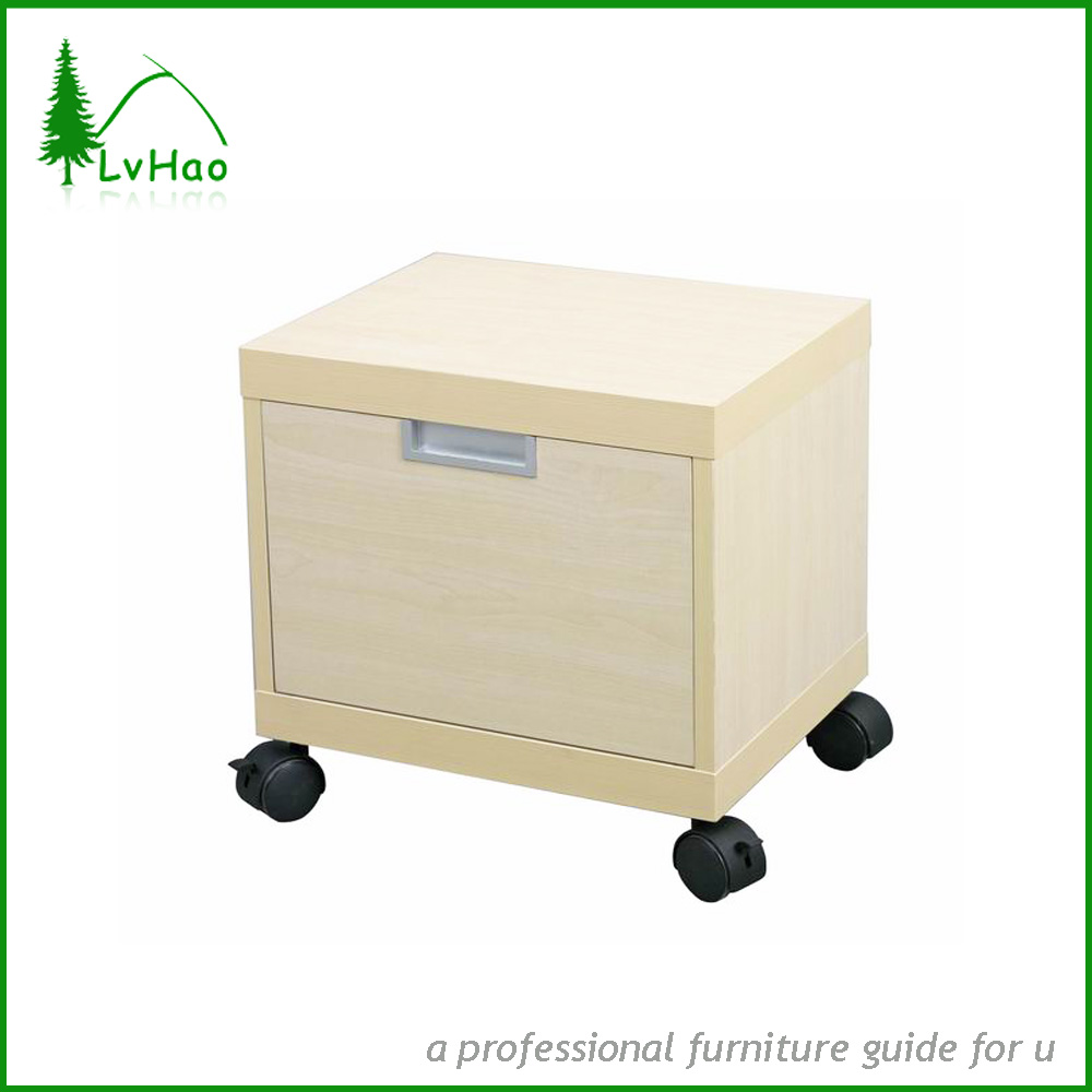 Movable storage filing office cabinet