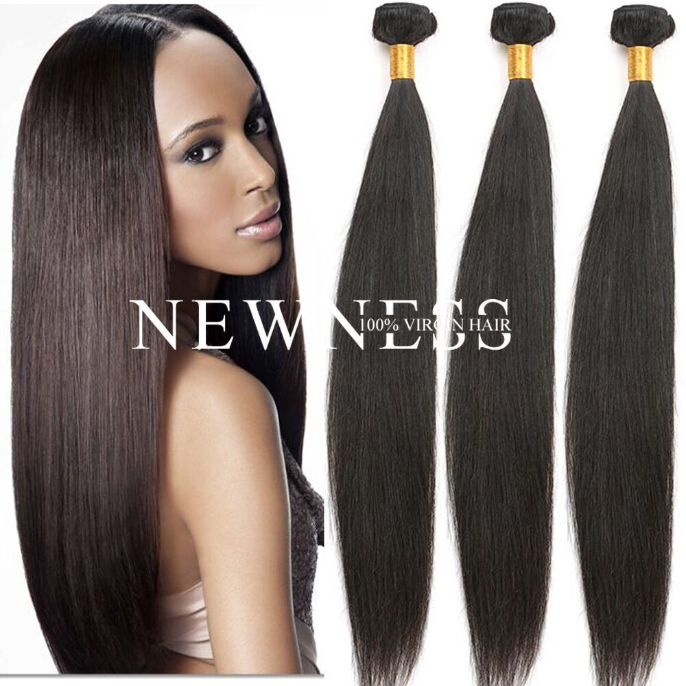 Wholesale 22 24 26 28 30 Inches Brazilian 5a Weave Hair Buy Free