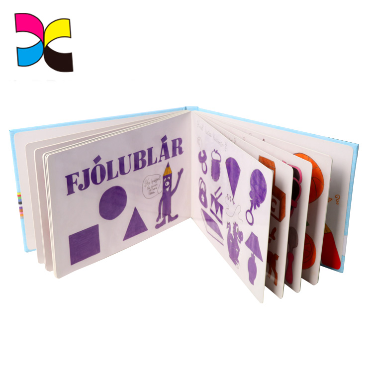 Alibaba good sale high quality customized logo brand card book