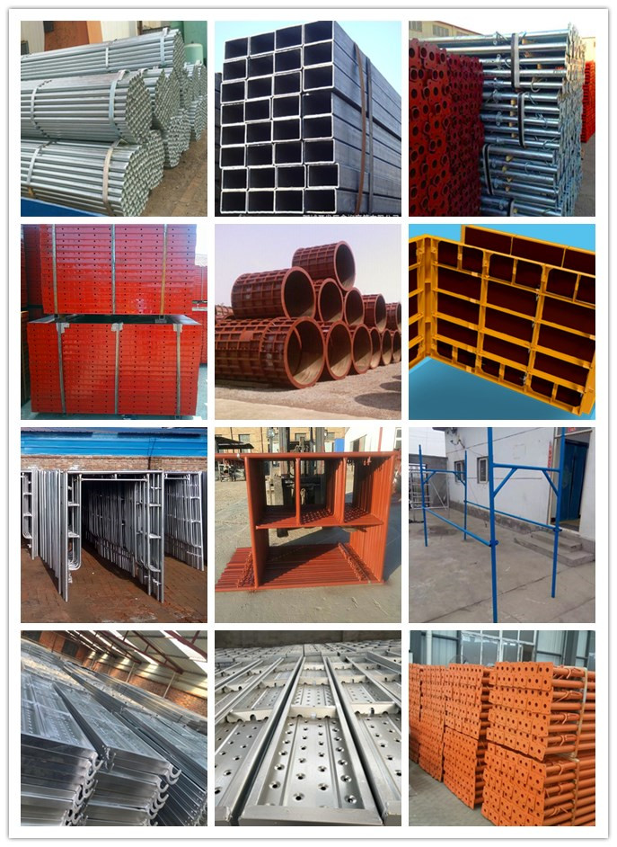 TSX-GP20009 steel structure building materials ! ms pre-galvanized pipe weight powder coated galvanized steel pipe