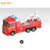 2019 New 1:46 Scale Popular Pull Back Metal Rescue Truck Toys Battery Operated Diecast Model Toy