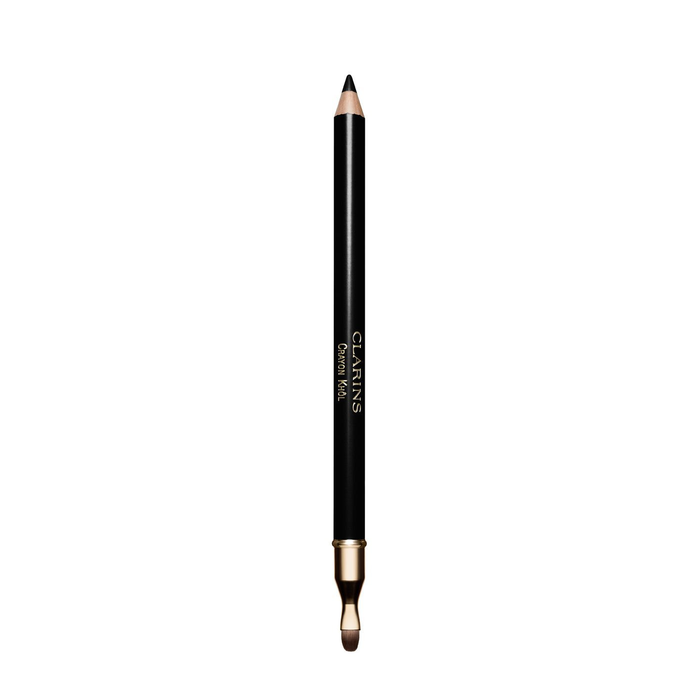 Clarins Crayon Khol Eye Pencil Accentuates eyes with true precision. color: 01 intense black, size: 1,05 g,