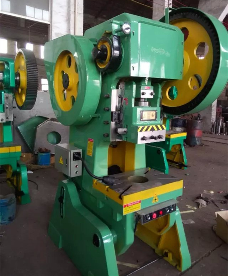 Jf21 Series 15 Tons Power Press Punch Machine With Punch Press Dies,For  Sale - Buy Power Press Machine,15 Tons Power Press,Jf21 Series 15 Tons  Power