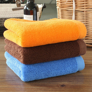 OEM High Quality SPA Facial Bright Color Hair Towel 100% Cotton