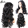 Best selling cheapest glueless silk top full lace wig with baby hair