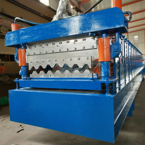 Best Roofing Sheet Wall Panel Double Layer Roll Forming Machine
