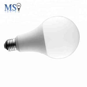 China supplier Zhongshan A80 18w led bulb full voltage