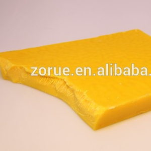 organic natural raw yellow refined honey beeswax for industry