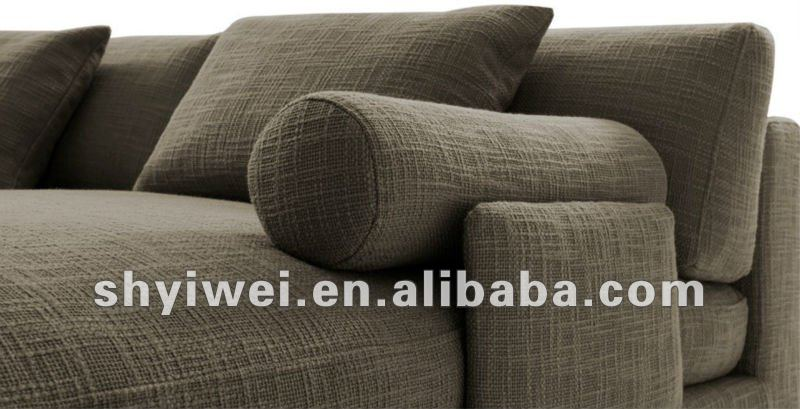 tessuto moderno a forma di l divano ad angolo set design-divani di ... - L Forma Divano In Tessuto Moderno Angolo