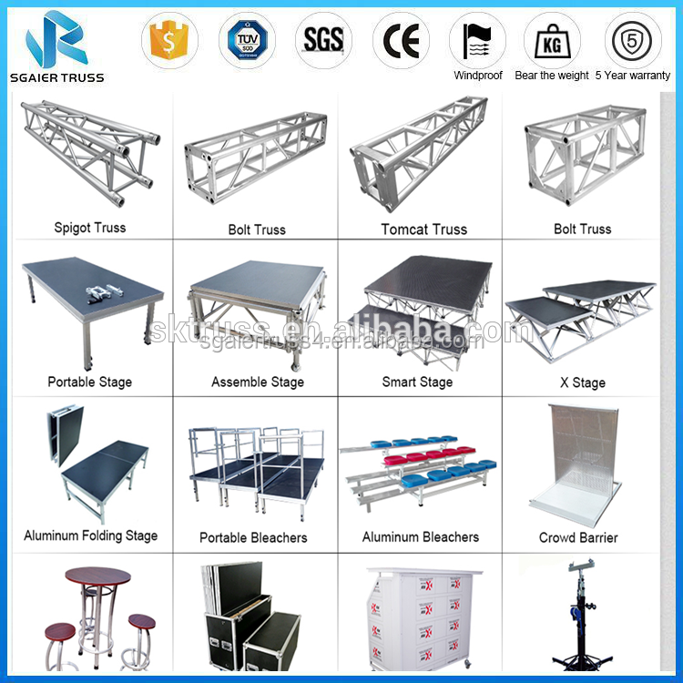 Led Ground Support